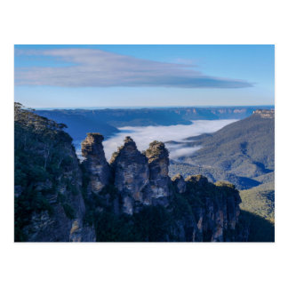 The Three Sisters, The Blue Mountains - Postcard