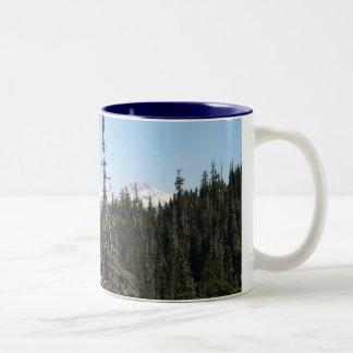 The Three Sisters Two-Tone Coffee Mug