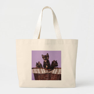 The Three Stooges Large Tote Bag