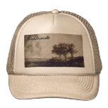 The Three Trees Mesh Hats
