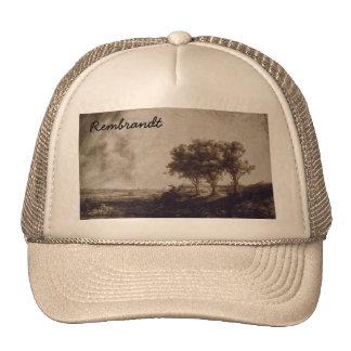 The Three Trees Trucker Hat