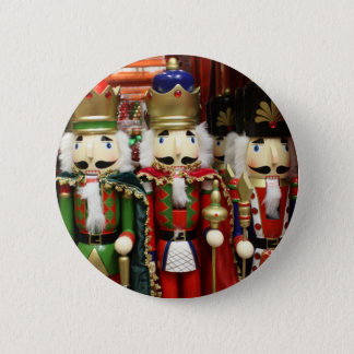 The Three Wise Crackers Button