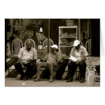 The Three Wise Men of Prospect Heights Stationery Note Card