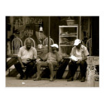 The Three Wise Men of Prospect Heights Postcard