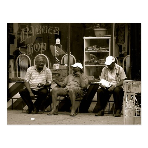 The Three Wise Men of Prospect Heights Postcards