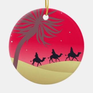 The Three Wisemen Ornaments
