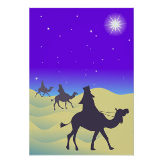 The Three Wisemen Poster