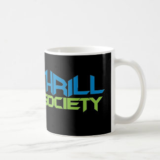 The Thrill Society Logo Coffee Mug