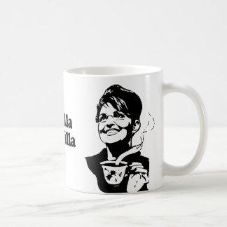 The Thrilla from Wasilla Coffee Mug