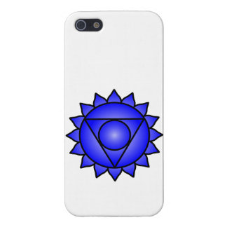 The Throat Chakra Cover For iPhone SE/5/5s