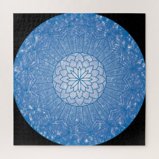 The Throat Chakra Jigsaw Puzzle