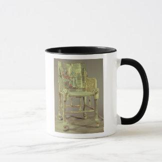 The throne of Tutankhamun  New Kingdom Mug