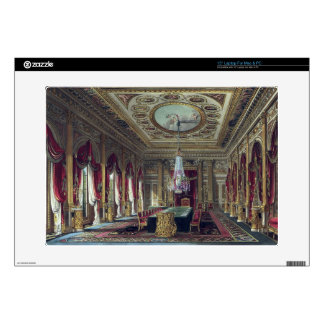The Throne Room, Carlton House, from 'The History Laptop Skin