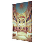 The Throne Room from the south Stretched Canvas Print