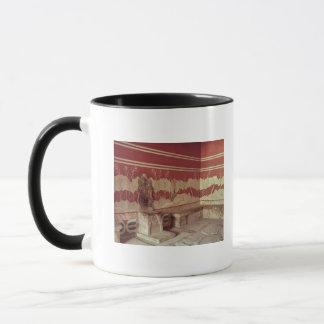The Throne Room of Minos, 1500-1400 BC Mug