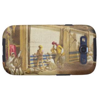 The Thug School of Industry, Jubbulpore, 1863 (chr Samsung Galaxy S3 Covers