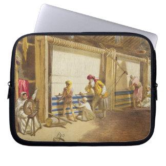 The Thug School of Industry, Jubbulpore, 1863 (chr Laptop Computer Sleeve