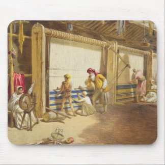 The Thug School of Industry, Jubbulpore, 1863 (chr Mouse Pad