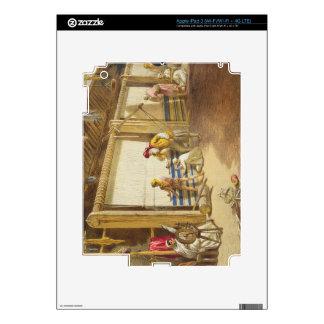 The Thug School of Industry, Jubbulpore, 1863 (chr iPad 3 Skin