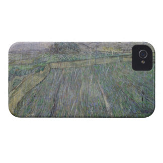 The Thunder Storm (oil on canvas) iPhone 4 Case-Mate Cases
