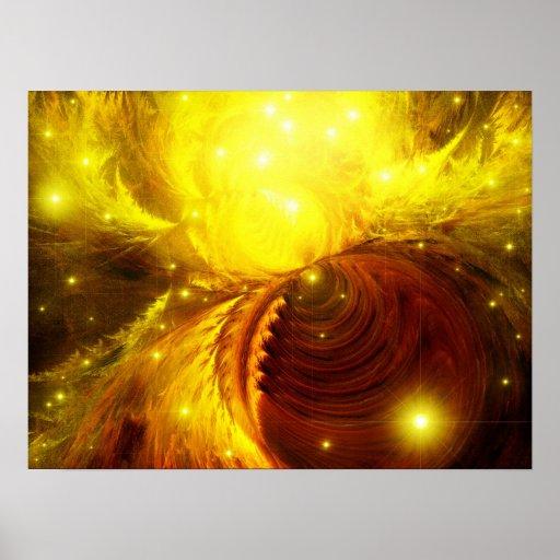 The Thurian Nebula -2009 Poster