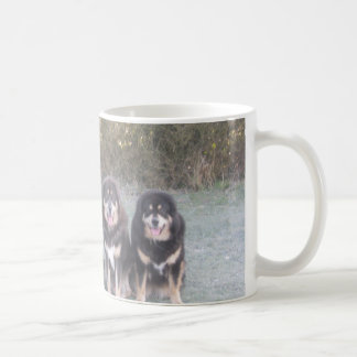 The Tibetan Mastiff Gang Coffee Mug