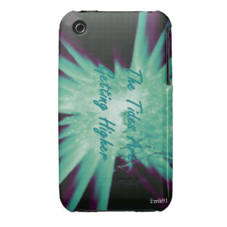 The Tides Are Getting Higher iPhone 3 Case