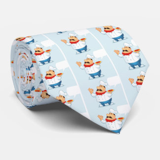 """THE """"TIE"""" FOR THE """"ITALIAN COOK"""" IN YOUR LIFE TIE"""