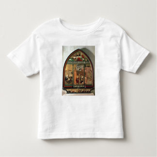 The Tiefenbronn Altarpiece (closed) 1432 (tempera T Shirt