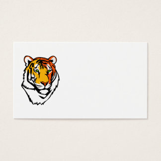 The Tiger Business Card