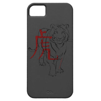 The Tiger iPhone 5 Covers