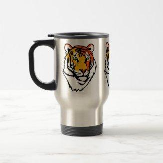 The Tiger mug