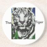 The tiger mug, coaster match