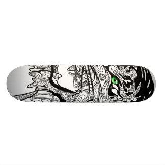 The Tiger Skateboard