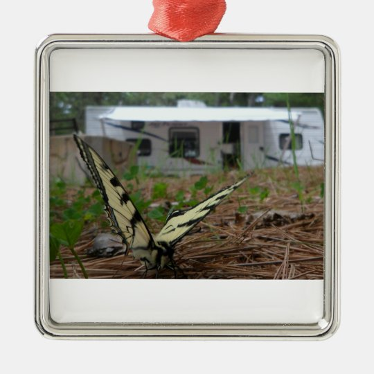 The Tiger Swallowtail Ornament
