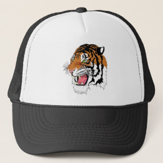 The Tiger Trucker Hat