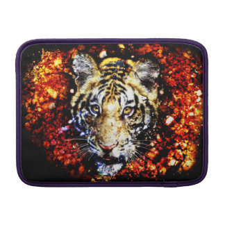 The tiger volcano MacBook air sleeve
