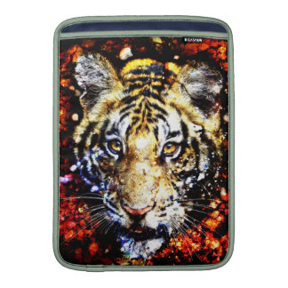 The tiger volcano sleeves for MacBook air