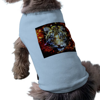 The tiger volcano T-Shirt