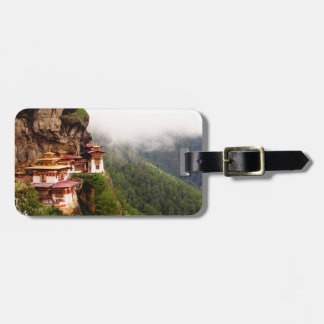 The Tiger's Nest Bag Tag