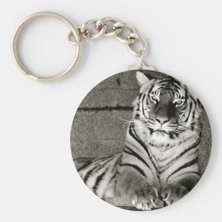 The Tigress Keychain