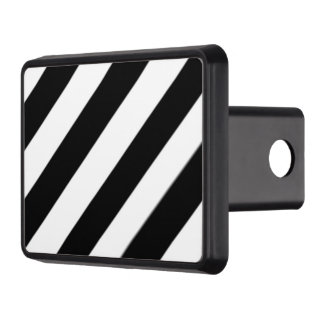 The Tilted Zebra Hitch Cover