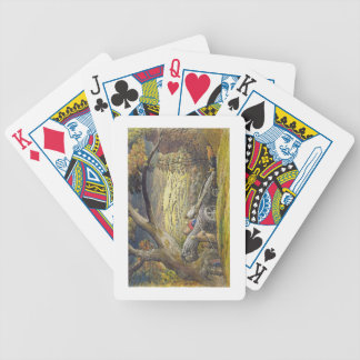 The Timber Wain, c.1833-34 (w/c & gouache on paper Bicycle Playing Cards