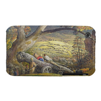 The Timber Wain, c.1833-34 (w/c & gouache on paper iPhone 3 Cover