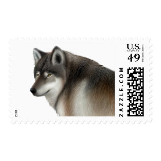 The Timber Wolf Postage
