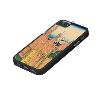The timberyard at Honjo iPhone 5 Case