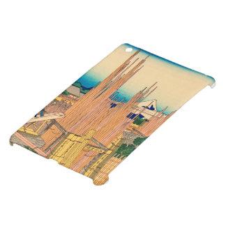 The timberyard at Honjo iPad Mini Case