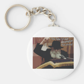 The Time for our Redemption has arrived Basic Round Button Keychain