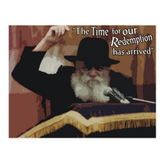 The Time for our Redemption has arrived Postcard