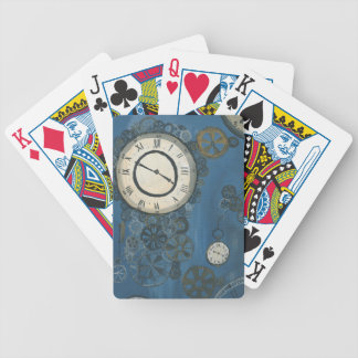 The Time Is Now Bicycle Playing Cards